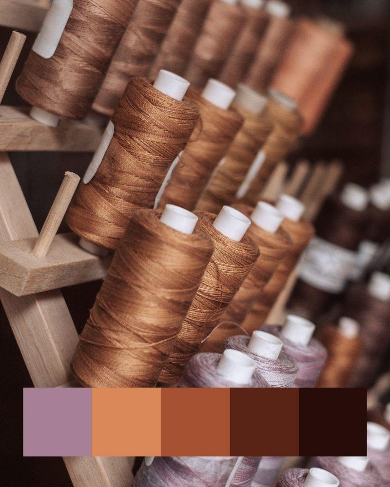 crea palette colore