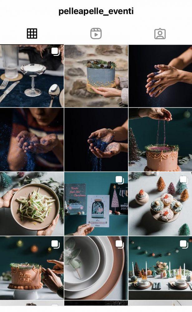 profilo instagram curato rikaformica